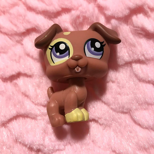 LPS Authentic Jack Russell Terrier Dog