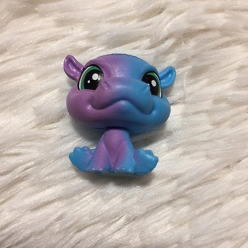 LPS Authentic Mini Hippo