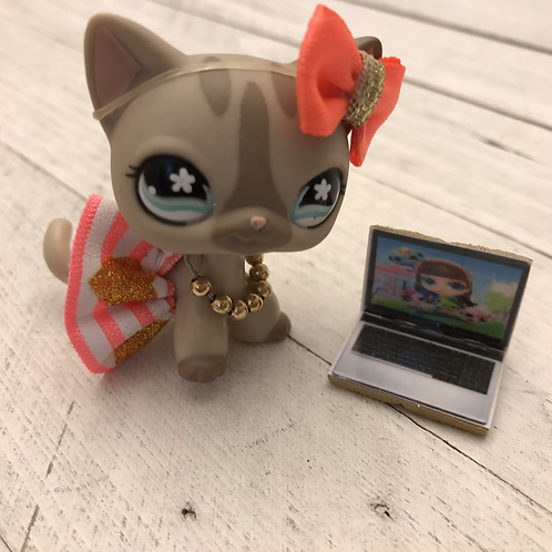 LPS Handmade Outfits Dress & Accessories -Pet NOT Included-