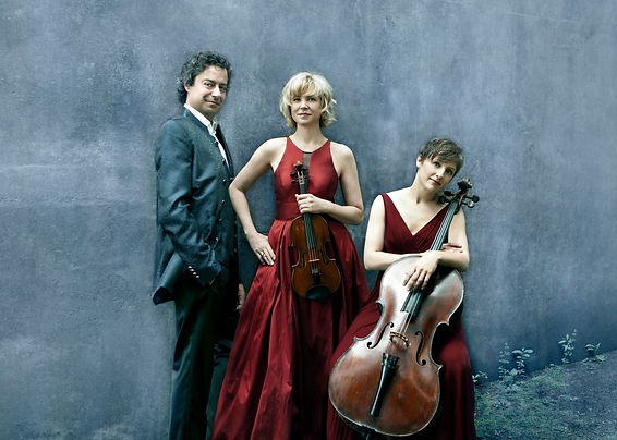 Trio Solisti Recital at Adelphi University (Long Island)