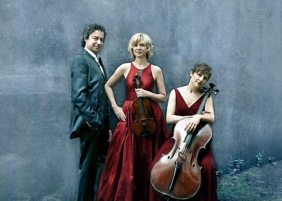 Trio Solisti Recital at Adelphi University (Long Island)