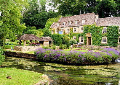 Second Chance Touring & Residential Park Cotswold - Bibury Trout Farm Image