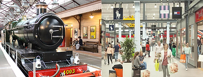Second Chance Touring & Residential Park Cotswolds - Swindon Steam Museam & Desinger Outlet Centre Image