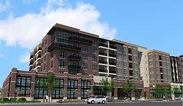 multifamily in progress, apartment design