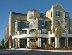 multifamily senior living, apartment design