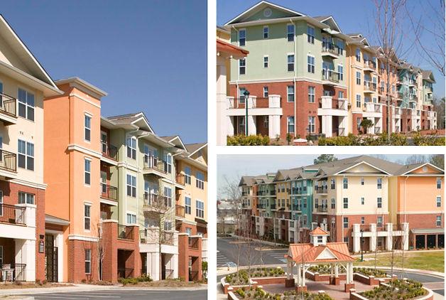 Womack Hampton, apartment design, multifamily development