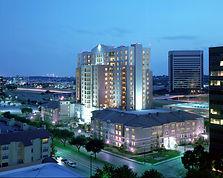 multifamily high rise, apartment design