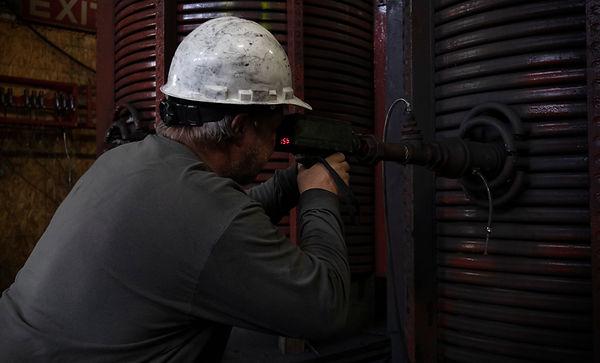 bay composites purifcation furnace