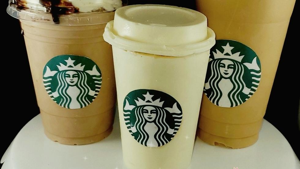Starbucks Chocolate Cake Cups