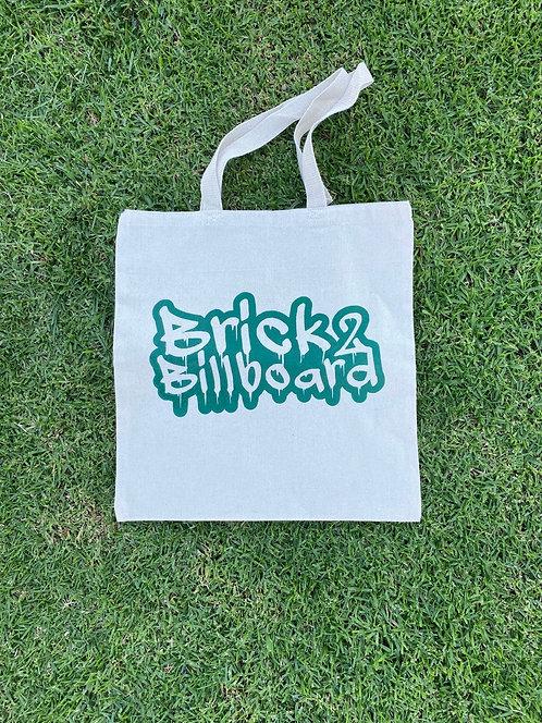 Script Tote Bag