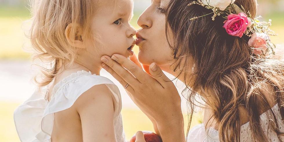 Серия эфиров о счастливом родительстве с  Агатой Штапельфельд, коучем, 4хкратной мамой