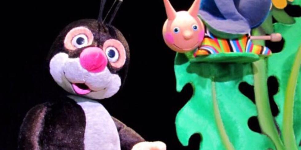"""Берн - спектакль """"Кротик Бим"""" профессионального кукольного театра """"Koekla"""" (NL)"""