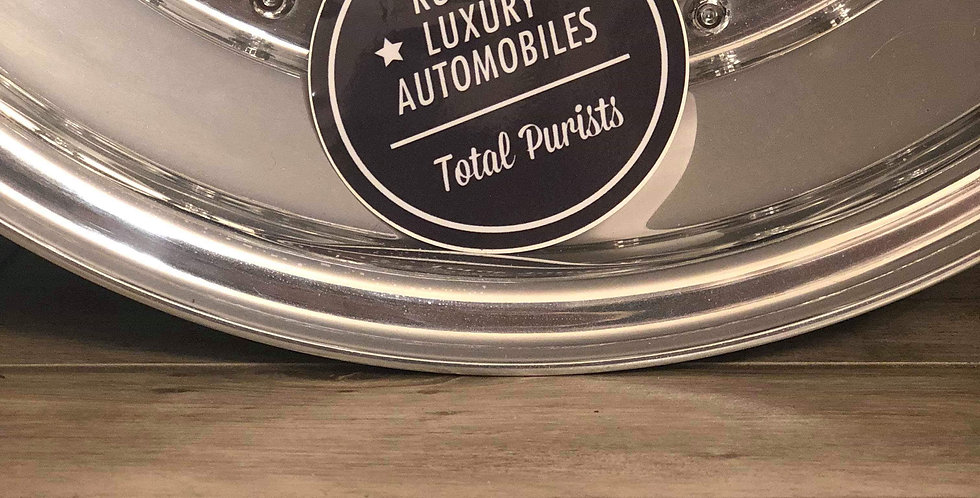 Total Purists Roundel