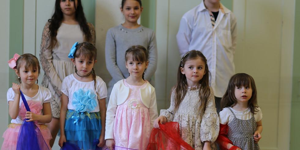"""Прослушивание и набор в детско-юношескую вокальную группу """"Lukomorje"""""""