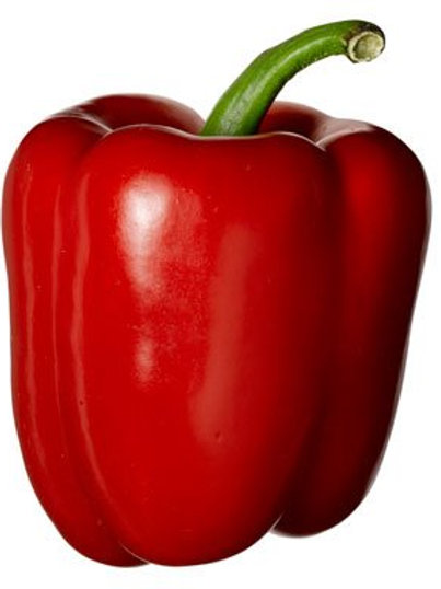 Red peppers - pack of 2