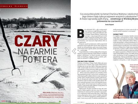 Czary na farmie Pottera - Focus Historia 1/2020
