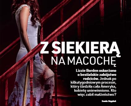 Z siekierą na macochę - Focus Historia 2/2020