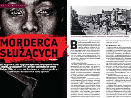 Morderca Służących - Focus Historia 6/2018