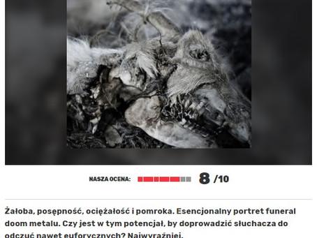 "Aphonic Threnody ""When Death Comes"" - recenzja - Magazyn Gitarzysta"