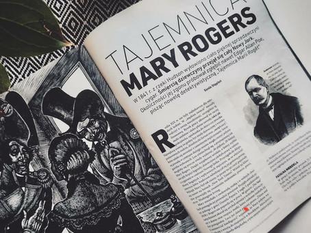 Tajemnica Mary Rogers - Focus Historia 5/2020