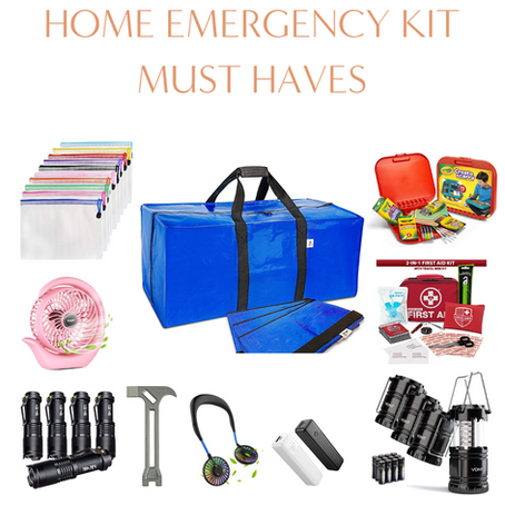 DIY Home Emergency Kit