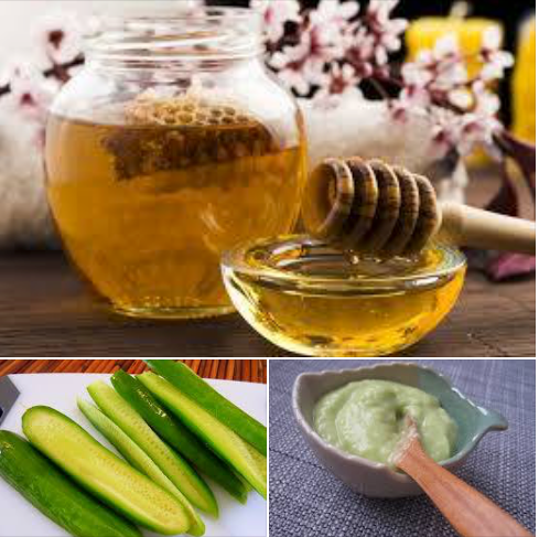 Cucumber & Honey Face Mask
