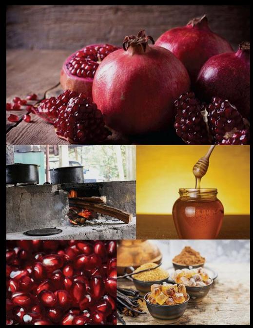 Honey & Pomegranate Elixir