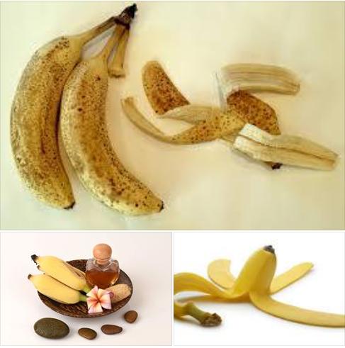 The Magic of Banana Peels
