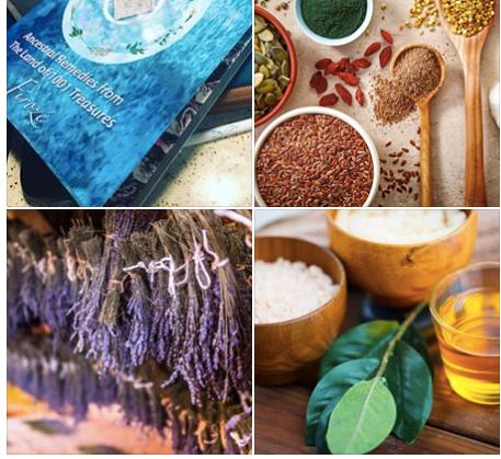 natural persian remedies