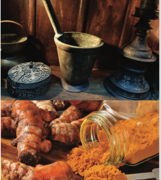 Turmeric the heavenly spice