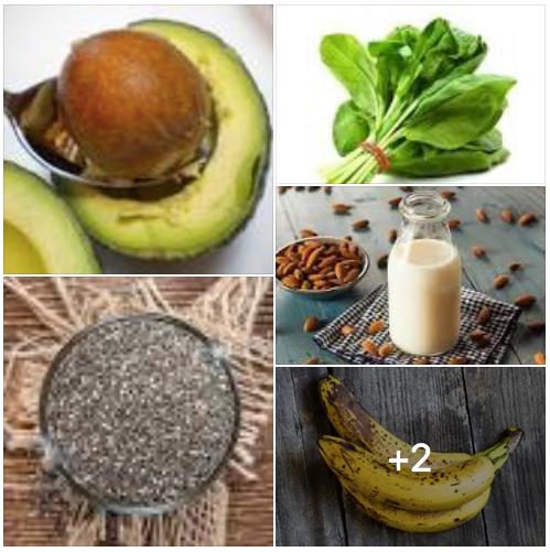 Avocado Seed Antioxident