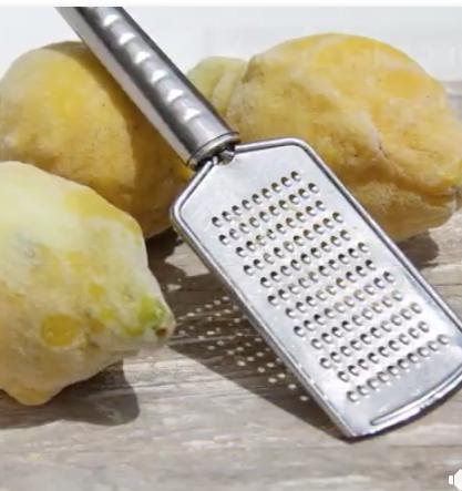 Frozen Organic Lemons