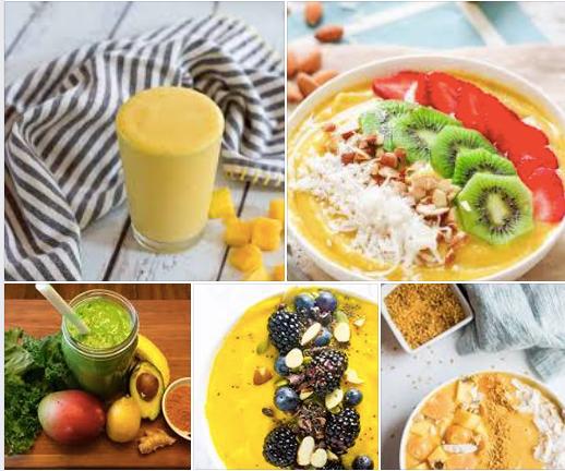 Turmeric Breakfast Ideas