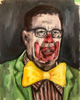 Clown in Chief: Scott Moe