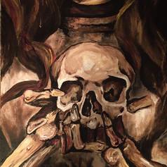 acrylic on canvas. 18x24. original price: 250$ sale price: 120$