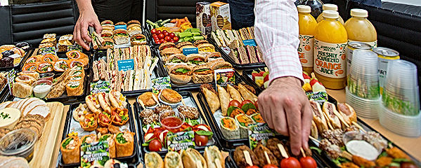 Caterin services, swansea, sandwiches, buffet
