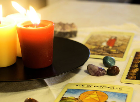 Welcome to The Tarot Guide blog!