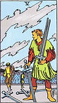 Five of Swords Tarot Upright Meaning by The Tarot Guide, Learn How to Read Tarot Cards, Minor Arcana, General Interpretation, Love, Relationships, Money, Finance, Health, Spirituality, Keywords, Tarot Reading, Tarot Readers, Psychic, Clairvoyant, Reiki, Palm, Online, Skype, Email, In-person Tarot Readings, Dublin, Ireland, UK, USA, Canada, Australia, How Someone Sees You, Feels About You, Job Offer, Feelings¸ Outcome