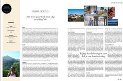Publicatie Italië magazine