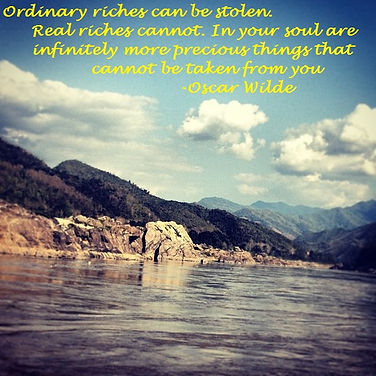 Ordinary riches can be stolen Real riches cannot In your soul are infinitely more precious things that cannot be taken from you, Oscar Wilde, Oscar Wilde Quotes, Inspirational Quotes, Spiritual Quotes, Soul Quotes, Motivational Quotes