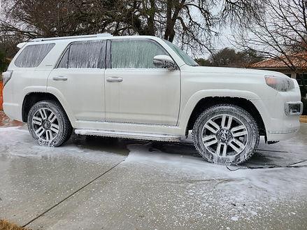 exterior detail car wash