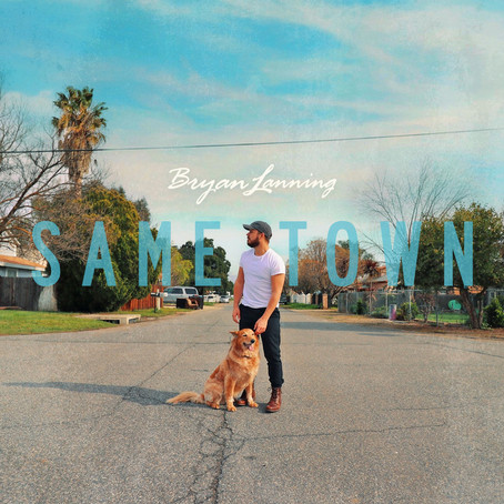 'Same Town' is my debut country album