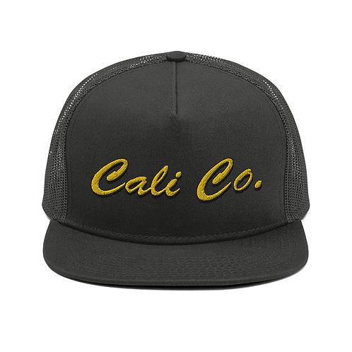 Cali Co. Mesh Back Snapback