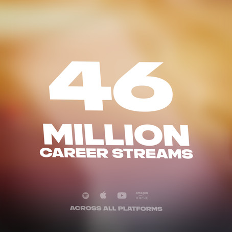 46 million career streams!