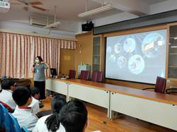 2021/04/01 環境教育演講 @台中漢口國中