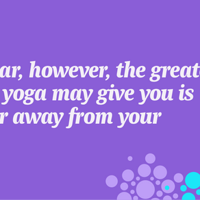 The Number 1 Reason to Practice Yoga in 2021