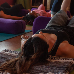 Find Effortless Relaxation in Yoga Nidra