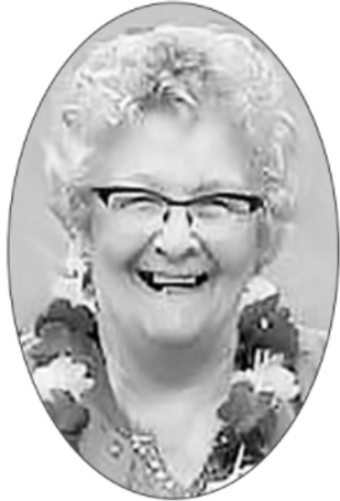 June Anna McGuire February 21, 1935 – October 17, 2020