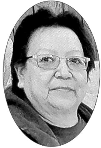 Jessie Mae Fire Cloud-Johnson September 12, 1959 – June 11, 2020