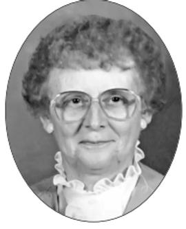 Eleanor Hanig July 20, 1923 – October 3, 2020